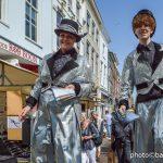 In beeld: 35e Zilverdag in Schoonhoven