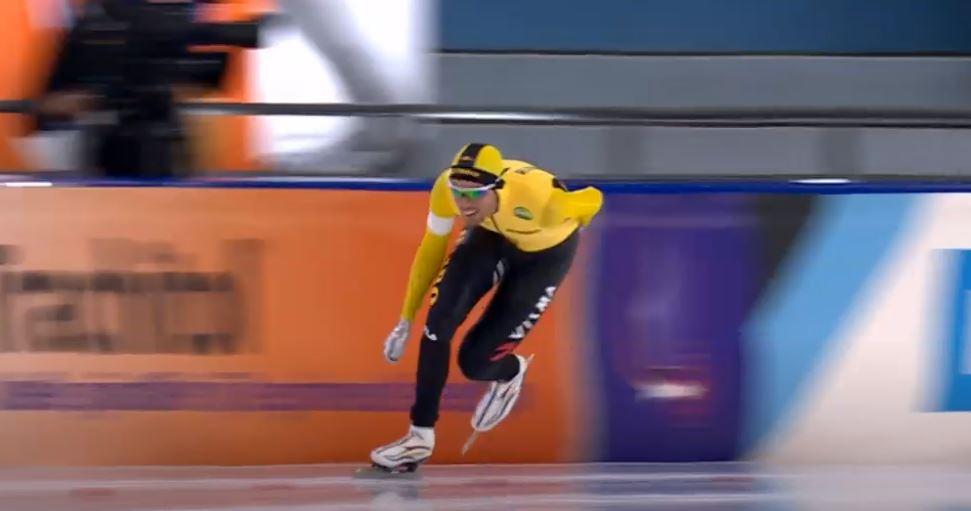 Patrick Roest prolongeert titel op 5000 meter